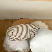 [T.모닝린넨민소매]Morning rinen sleeveless T_Brown
