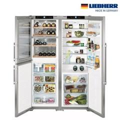 독일 리페르 플래그쉽 냉장고+와인냉장고+냉동고 SET SBSes7155