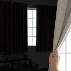 까르데코 블랙아웃 창문 100%암막커튼1장