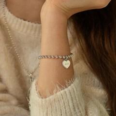 cherish heart bracelet