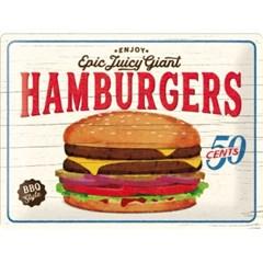 [23240] Hamburgers