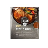 신세계푸드 베누 함박스테이크 1.2kg