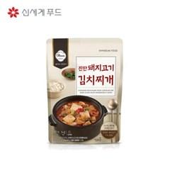 신세계푸드 올반키친 돼지고기 김치찌개 480g