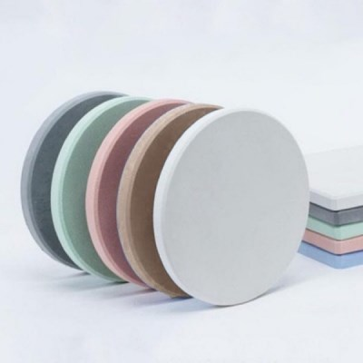 규조토 티 코스터 컵받침 4color! 구조토 컵잔 받침대 큐조토