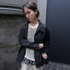 clean cotton zip-up jumper (black)_(1223186)