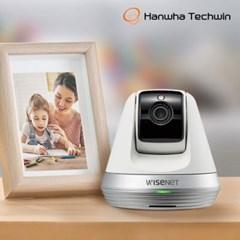 한화테크윈 200만화소 Wi-Fi 홈CCTV SNH-V6410PNW_(2069476)