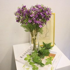 라일락 번들 조화꽃 장식(5color)
