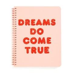 ROUGH DRAFT MINI NOTEBOOK - DREAMS DO COME TRUE (노트)