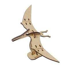 [ 모또 나무 입체퍼즐] 프테라노돈 공룡 만들기 입체퍼즐