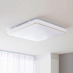 올리브 사각 LED 방등 50W 60W (3단계 색변환)_(1586074)