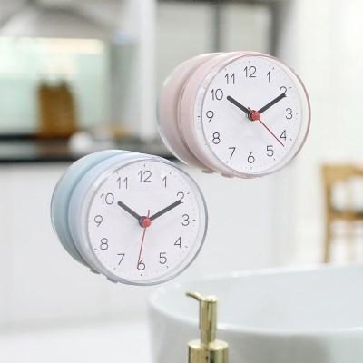 [무아스] 2WAY 방수 욕실시계