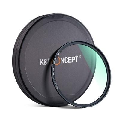 K&F Concept NANO-X Ultra Slim MRC UV필터 독일 SCHOTT B270 Optic