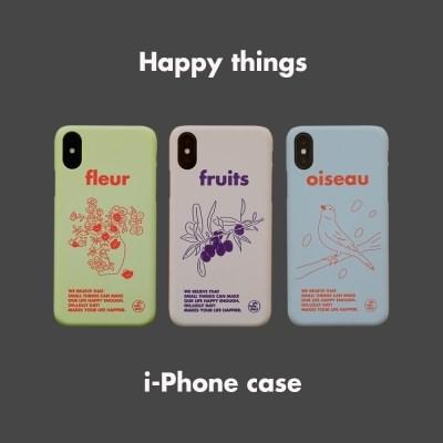 Happy Things 아이폰케이스