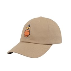 [SS19 Looney Tunes] Basketball Logo Cap(Beige)_(677453)