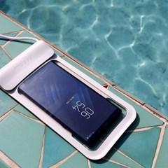 [무아스] 스마트폰 방수팩 - 심플 모던한 디자인