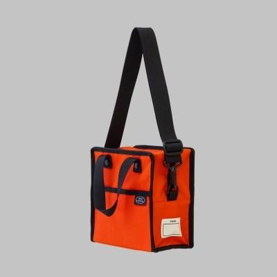 LUNCH BAG - S (RED ORANGE)