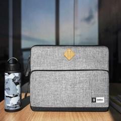 A20 맥북 서피스 노트북 파우치 13인치-13.5인치 그레이
