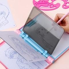 [카드캡터체리] 캐릭터 스케치 세트 (드로잉가이드북)