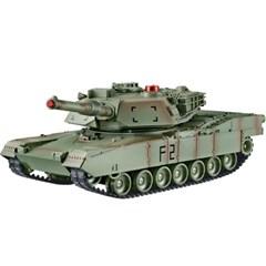 M1A2 ABRAMS BATTLE TANK RC/2.4기가/에이브람스탱크