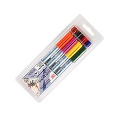 지그 쿠레타케 Suitto Crafters Pen 1.0mm~4mm 8색세트_(1133047)
