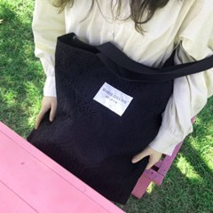 ANTWERP ECO BAG BLACK