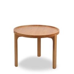 우든 트레이 소파 테이블