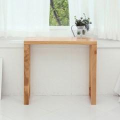 [리코베로]티아모 소나무원목 콘솔테이블 2컬러 800/1000/1200