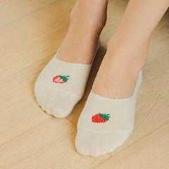 [Organic cotton] Fake Strawberry