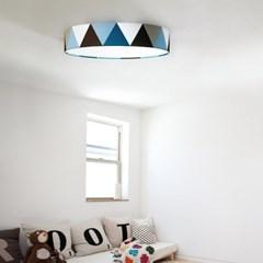 LED 스칸디나블루 방등 50W_(103275438)