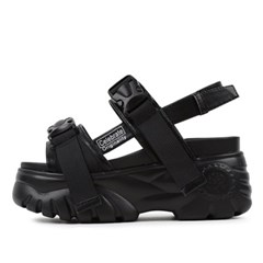 kami et muse Sports belted strap tall up sandals_KM19s181