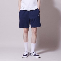 SP054_Wave Logo Banding Shorts_Blue Navy