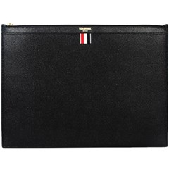 19SS 톰브라운 페블그레인 클러치 라지 (블랙) MAC020L 00198 001