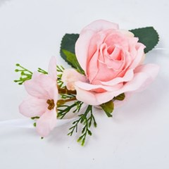 [브라이덜샤워 파티용품] 앨리스 꽃팔찌