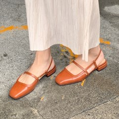 Ivy round flat-shoes_J_(1303148)