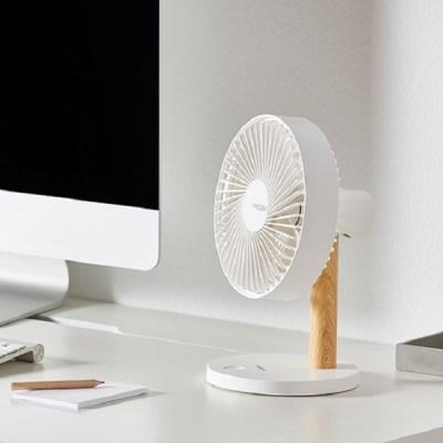 [한샘] 심플 디자인 스탠드 미니선풍기