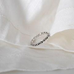 [925실버] 아이 실버 반지 eye silver ring
