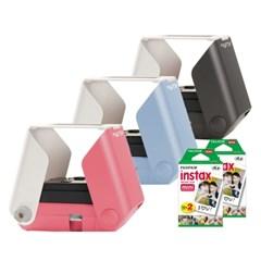 토미 스마트폰 포토 프린터 KiiPix(키픽스) + 인화지 40매