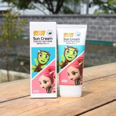 런닝맨 선크림 자외선차단제