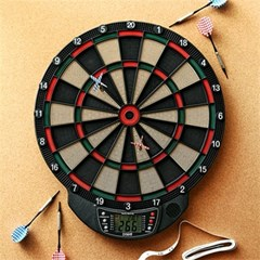 Electric Dart Board 501 전자 다트보드_(657037)