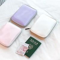 [레이지라운지] 글로시 여권지갑