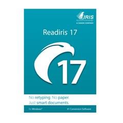 IRIS Readiris Corporate 17 OCR 문자인식 프로그램[138개언어지원]