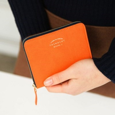 (S) Zipper Wallet