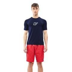 밸롭 남성 쿨썸 티셔츠 네이비_(6354416)
