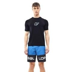 밸롭 남성 쿨썸 티셔츠 블랙_(6354414)