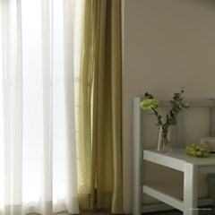 Muscat check curtain