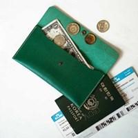 nraw 160SP 머니백 (스플리트 가죽) (현금봉투)