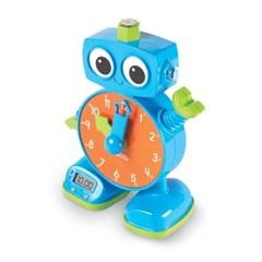 (러닝리소스)LER2385 말하는 로봇시계 톡_(1581297)
