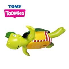 토미투미 목욕놀이 노래하는 거북이 장난감 2712_(1583768)