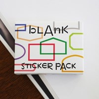 Blank sticker pack - ver2 (빈칸스티커)
