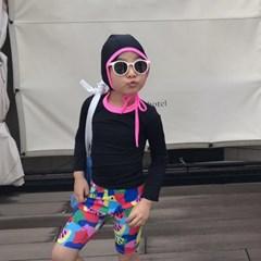 알록달록 아동 수영복